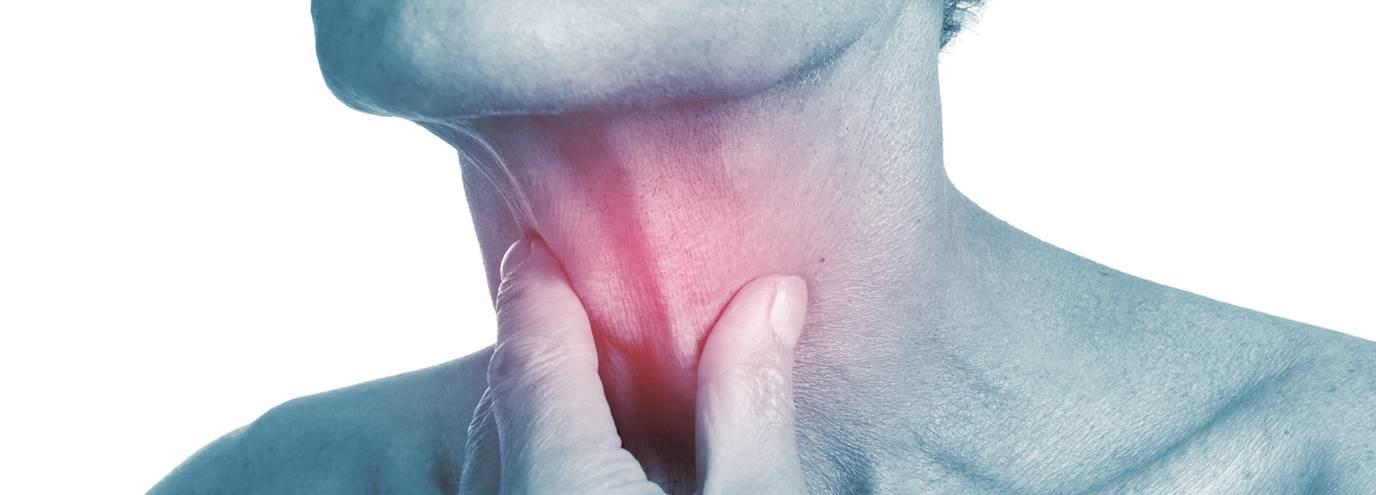 Feeling of a lump in the throat (Globus Pharyngeus